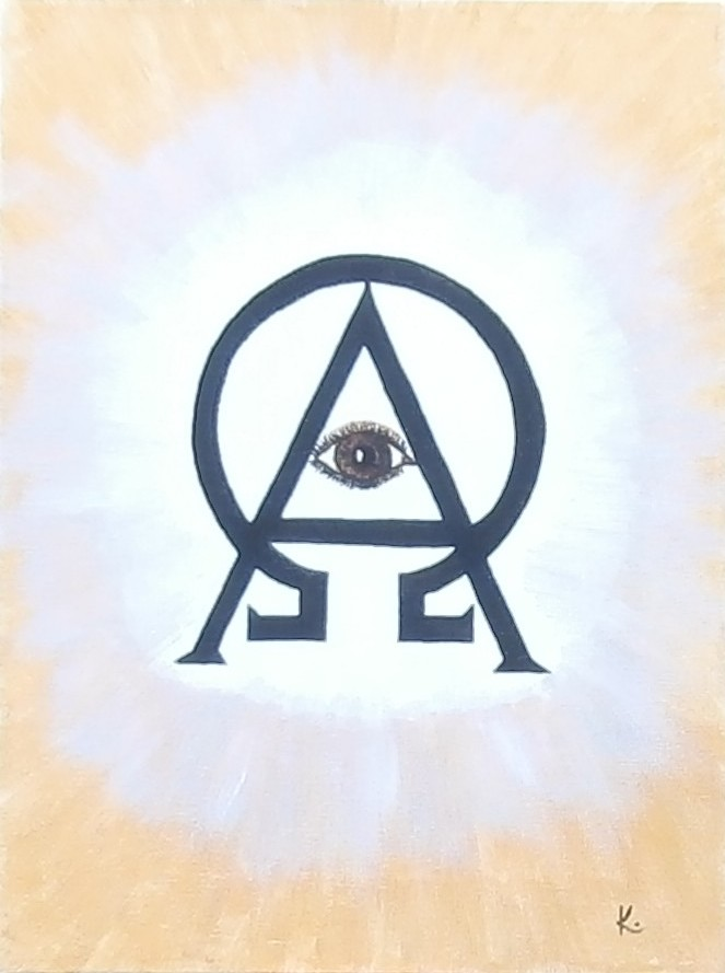 Знак альфа и омега картинки